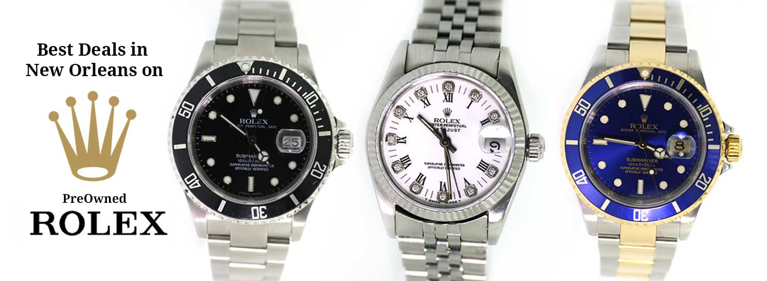 Diamond Exchange Pre Owned Diamond Jewelry And Rolex Watches